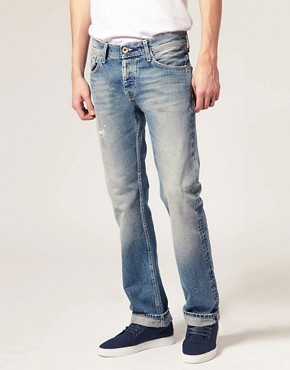 Hilfiger Denim Ryder Straight Fit Jeans