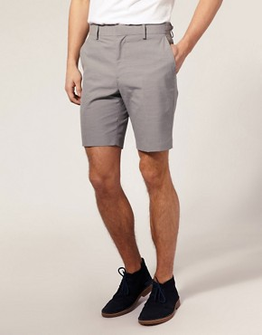 ASOS Light Grey Shorts