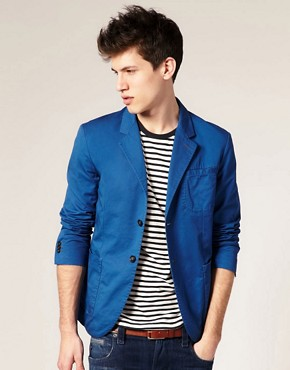 G Star Correct Line Deconstructed Blazer