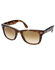 buy Ray-Ban Folding Wayfarer Sunglasses by Ray-Ban in swimsuits shop