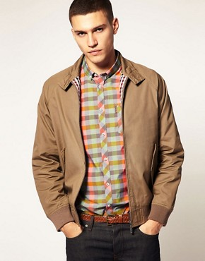 Ben Sherman Classic Harrington Jacket