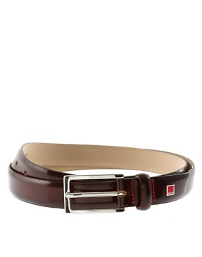 HUGO Hugo Boss Patent Leather Belt
