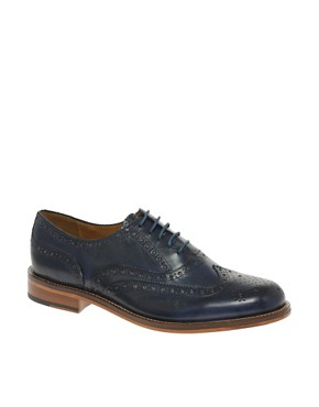 Bertie Braxton Chunky Leather Brogues
