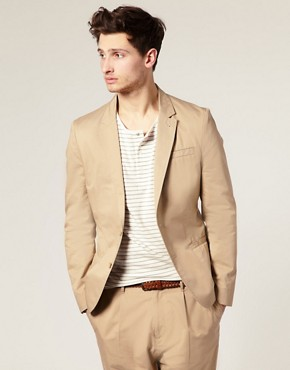 ASOS Carrot Fit Chino Suit