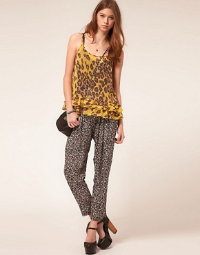 Image 1 of Le Ciel Printed Pants