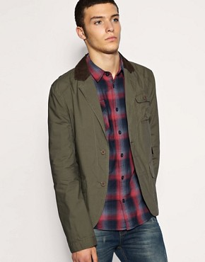 ASOS Cord Collar Jacket