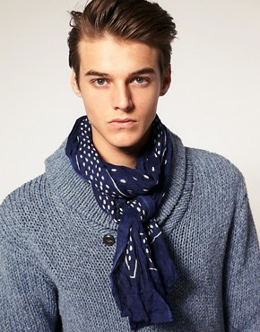 Denim &#038; Supply By Ralph Lauren Nathan Bandana Scarf