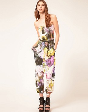 Image 1 of&#160;Religion Treasured Flower Jumpsuit
