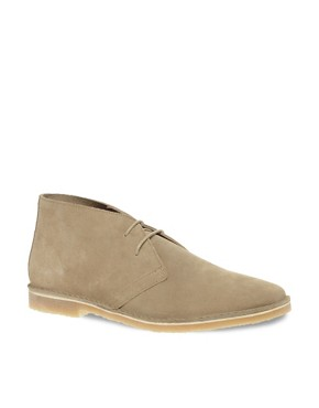 ASOS Lace Up Desert Boots