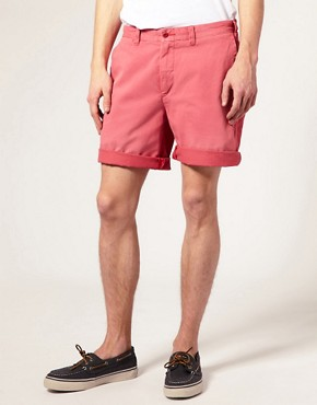 Polo Ralph Lauren Cut Off Chino Short