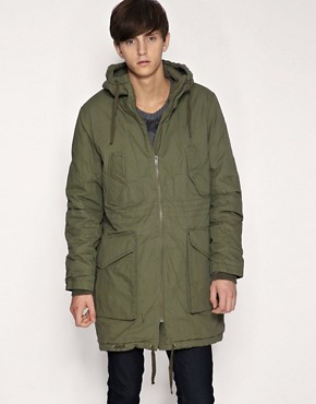 Cheap Monday Noah Parka