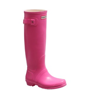 Hunter Original Wellington Boot from us.asos.com