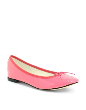 Repetto BB Patent Ballerina Pumps from us.asos.com