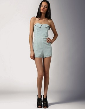 Image 4 ofCurrent/Elliott The Sweetheart Romper Suit
