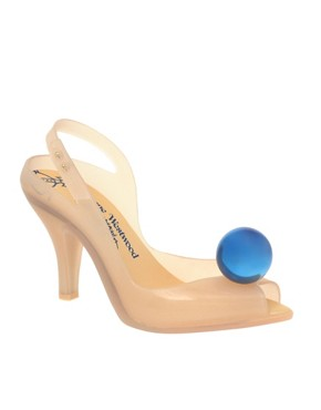 Vivienne Westwood for Melissa | Vivienne Westwood Anglomania For Melissa Globe Heeled Slingback Shoes at ASOS :  vivienne westwood anglomania melissa
