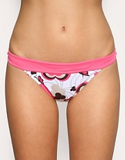 buy Freya Enchanted Bikini Briefs With Bow Back by Freya in swimsuits shop