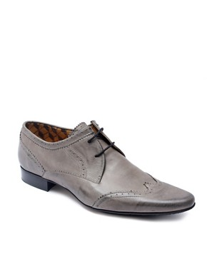 H By Hudson Ellington Brogue Shoes