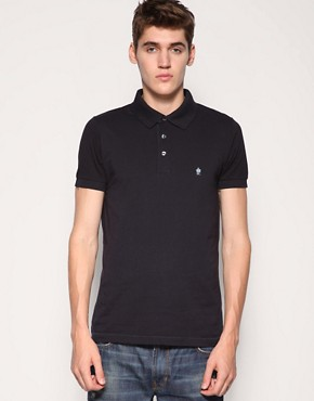 French Connection Plain Marlon Polo Shirt