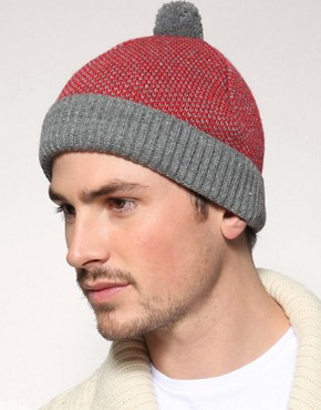 ASOS Tiny Bobble Beanie