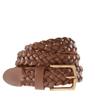 ASOS Plaited Belt