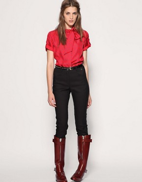 NW3 by Hobbs - Red Arches Riding Jodhpurs :  pants equestrian pants nw3 by hobbs nw3 by hobbs red arches riding jodhpurs