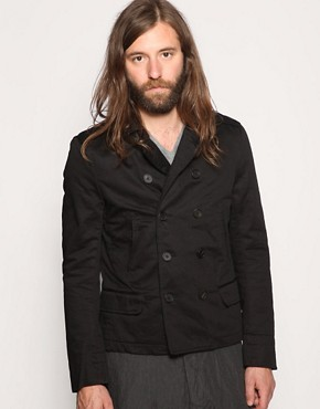 All Saints Castro Pea Coat