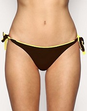 buy Calvin Klein Reversible Bunny Tie Briefs by Calvin Klein in swimsuits shop