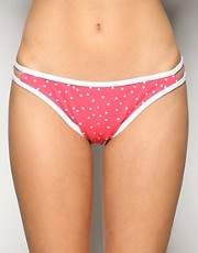buy Calvin Klein Dot Hipster Bikini Briefs by Calvin Klein in swimsuits shop