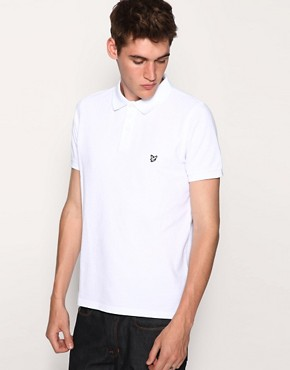 Lyle & Scott Heritage Pique Polo Shirt